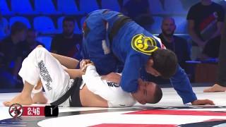 Watch Joao Miyao's Fierce performance grappling Araujo  – Berkut Grand Prix