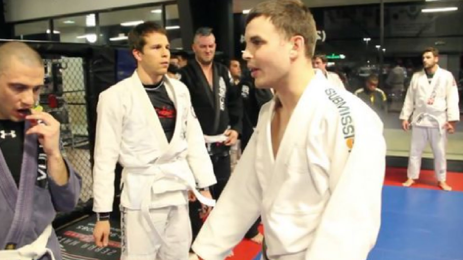 What Happens When A Black Belt Pretends To Be A White Belt