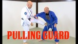 A Simple & Easy Way To Pull Guard In BJJ