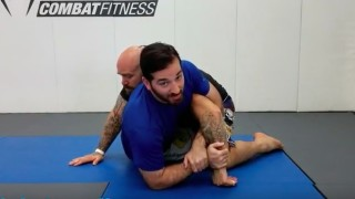 Major Detail: Neutralising The Shoulder During A Kimura