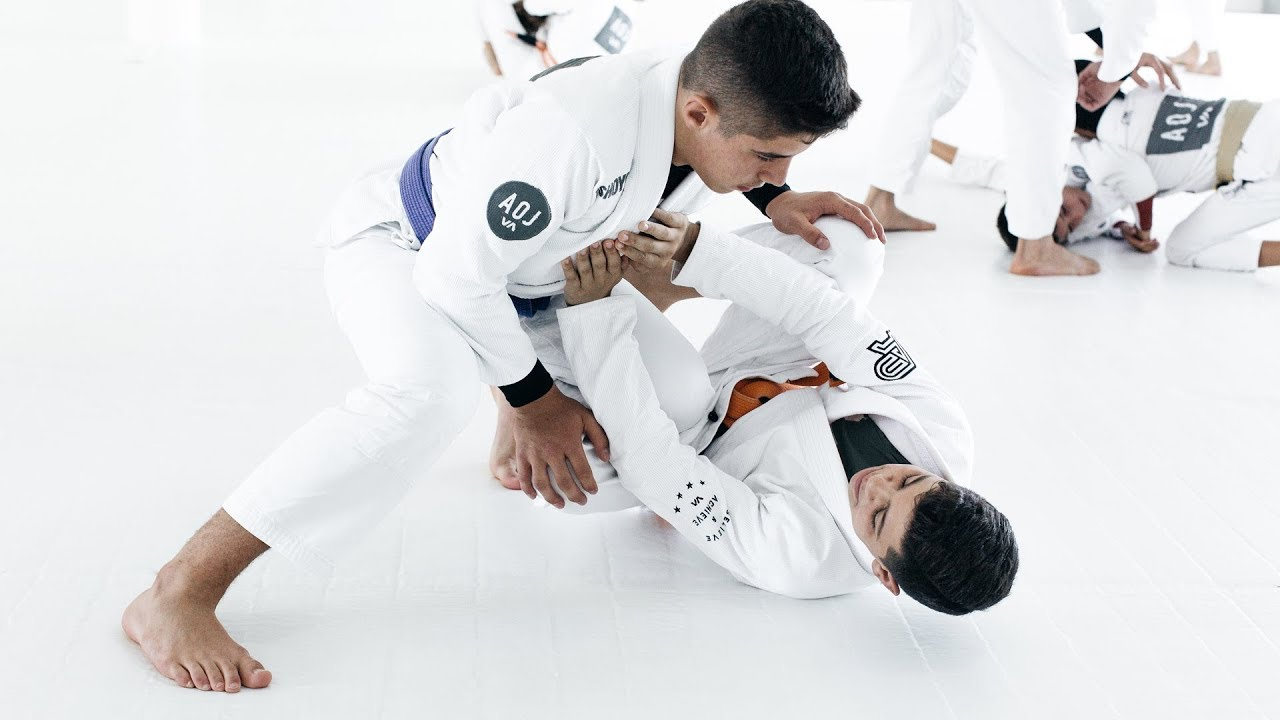 Backtake Variation From Longstep Hugging The Head – AoJ