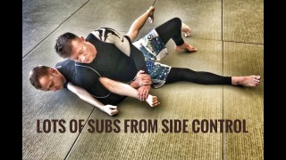 BJJ Techniques – Lots of Submissions from Side Control