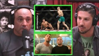 Brendan Schaub talks Nate Diaz Confrontation & Conor and Nate Triology