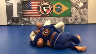 Different Variation From A Simple Side Control Choke by Robbie Gautreaux