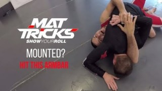 Kimura When You're Mounted – No Gi BJJ Technique
