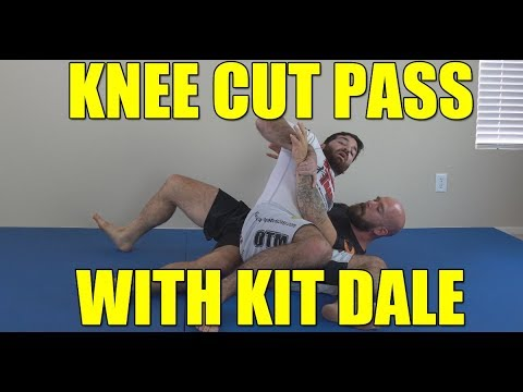 Knee Cut Pass Deconstructed with Kit Dale