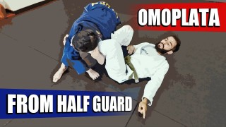 Omoplata From Half Guard – Magomadov