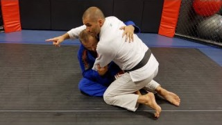 Passing the Butterfly Guard with the Knee Slice pass – Gustavo Gasperin