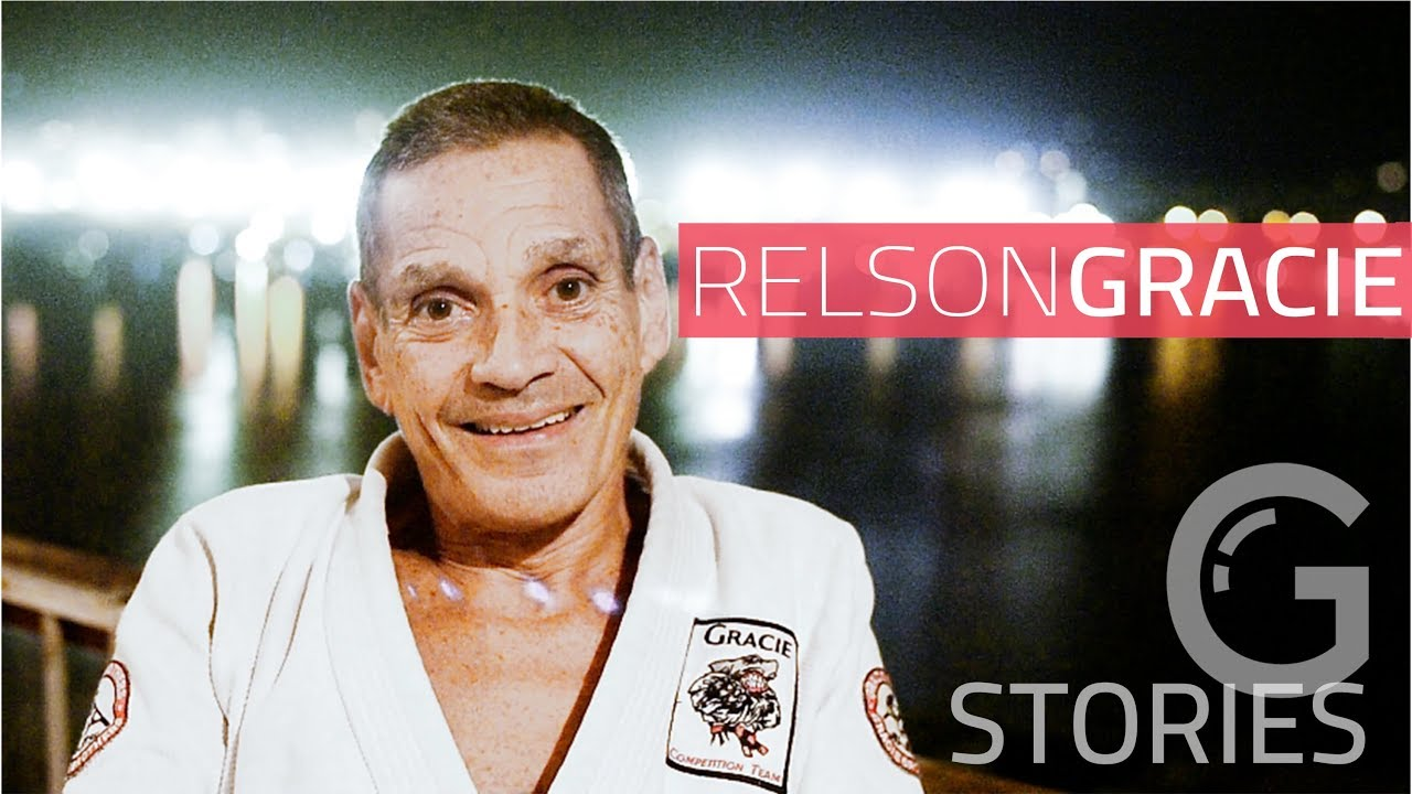 Relson Gracie: Renzo stole my shoe