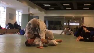 Roger Gracie Training With Ze Beleza To Prep For Buchecha