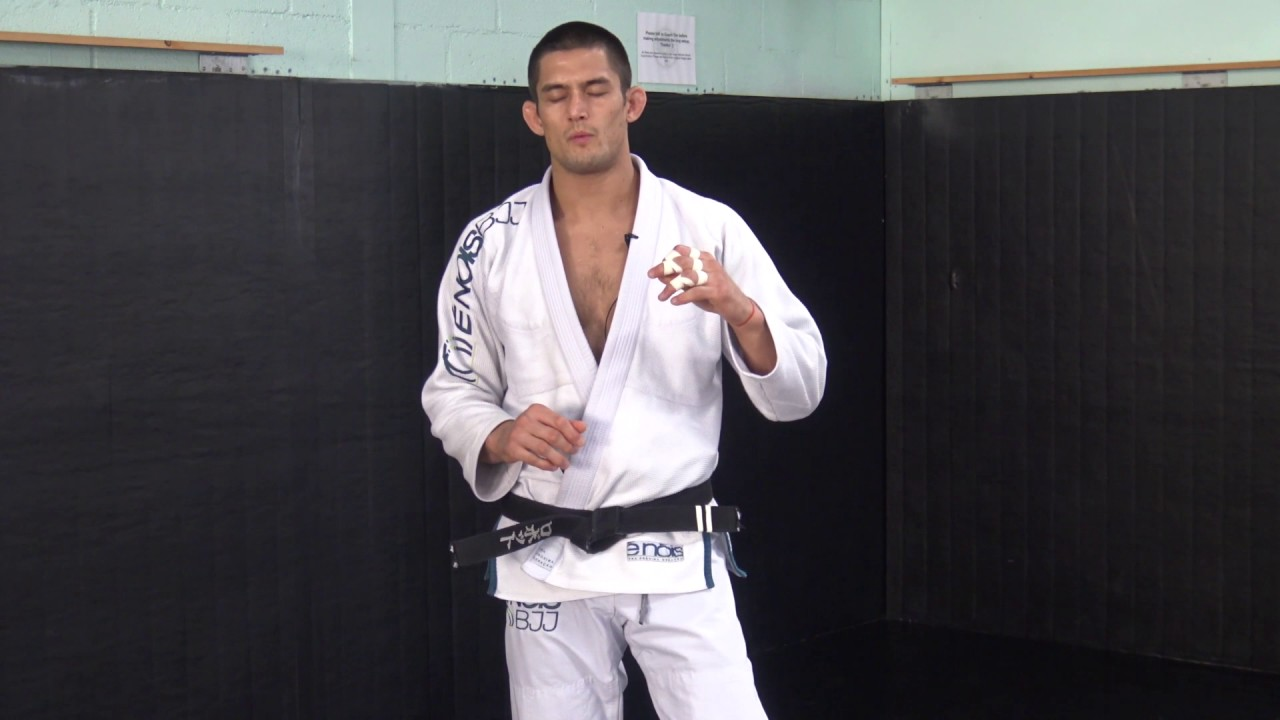 What Can I do at Home to get Better in Jiu Jitsu