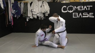 Wristlocks From Inside The Opponents Guard
