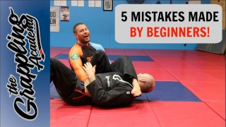5 Beginner Mistakes You Are Probably Making – And It's Hurting Your Jiu Jitsu