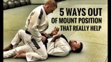 5 Ways Out of The Mount – Eli Knight