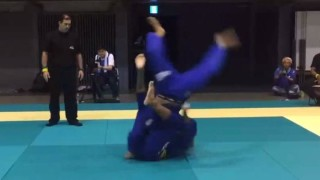 Pull Guard Against Lucas Barbosa at Your Own Peril! (Explosive Cartwheel Pass)