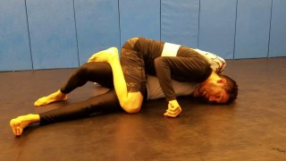 Arm triangle from side control – Seph Smith