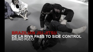 De La Riva Pass To Side Control – Evolve
