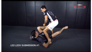 4 Essential Leg Lock Attacks – Evolve