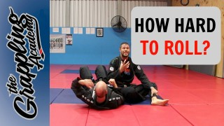 How Hard Should You Roll With Different Belts/Experience? – Tom Davey