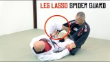 How to Pass the Leg Lasso Spider Guard