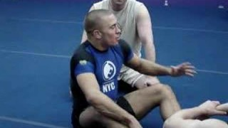 Omoplata As Taught By GSP