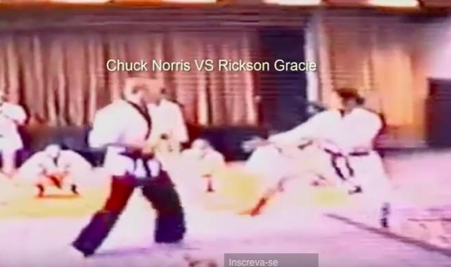 rickson chuck