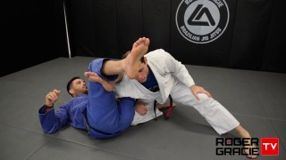 Roger Gracie's Superior Omoplata Escape- Better Than Classic Forward Roll