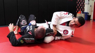 Side Control Smash Armbar -Ricardo Cavalcanti