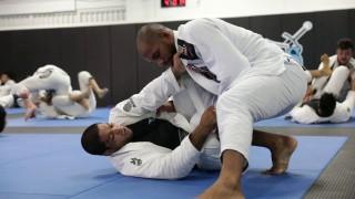 Atos Jiu Jitsu HQ sparring: Andre Galvao & Erberth Santos