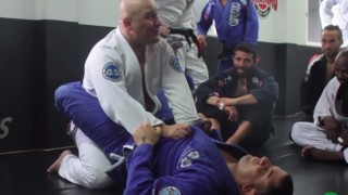 Breaking the Closed Guard- Carlson Gracie Junior