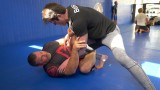 Grappling Session That Preceded Chael Sonnen Getting His Brown Belt