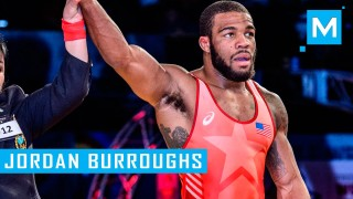 Jordan Burroughs Wrestling Strength & Conditioning Training HL