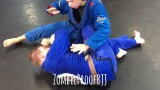 Knee On Belly Escape To Footlock