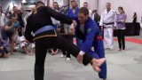 Kouchi Gari To Ankle Pick- Travis Stevens