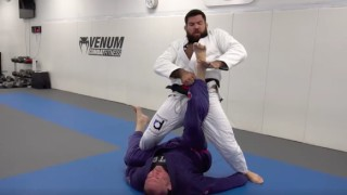 Superior Leg Drag Against De La Riva- Robert Drysdale
