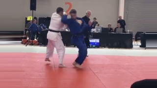 One Handed Reverse Seoi/ Spinning Osoto Gari – BJJ Scout