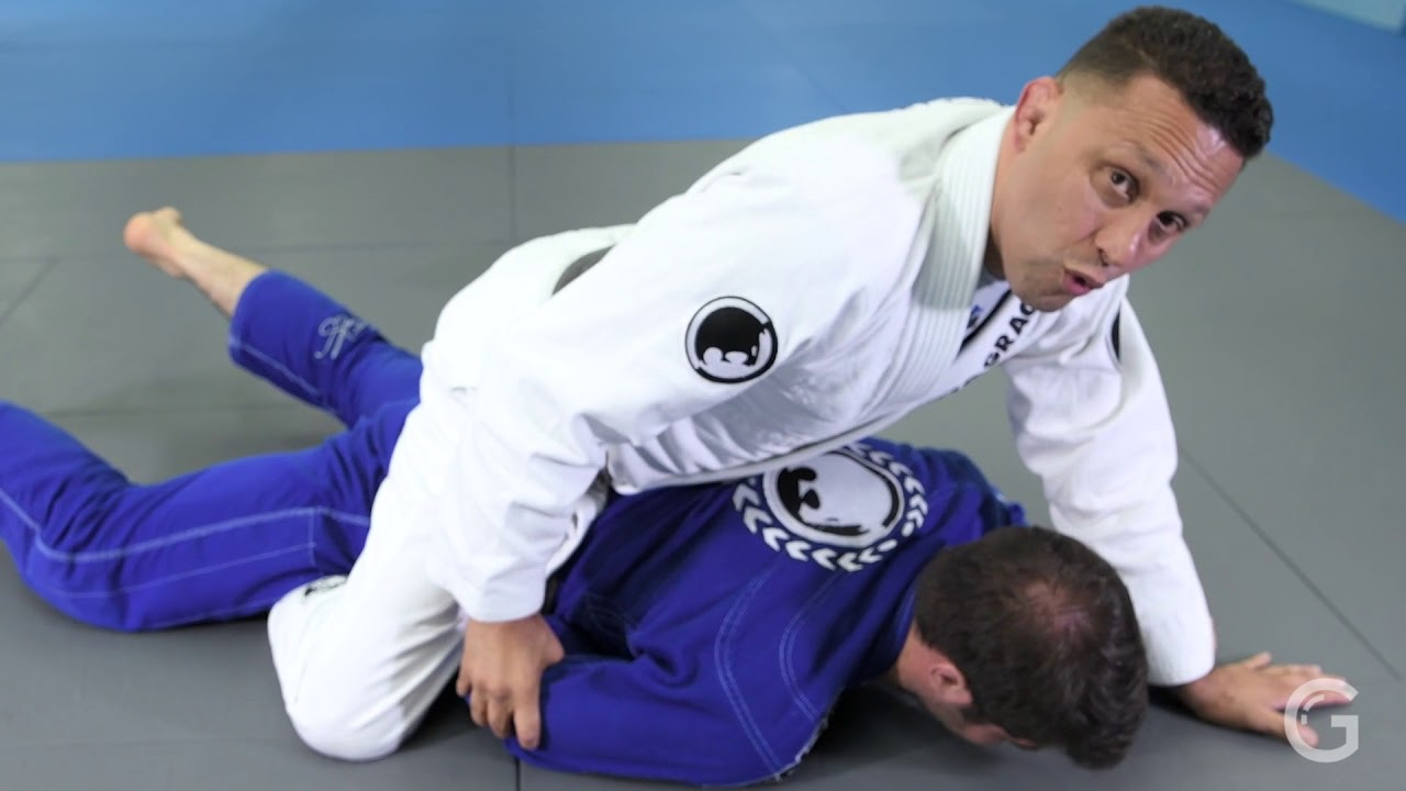 Renzo Gracie Back Take: Spread the Chicken