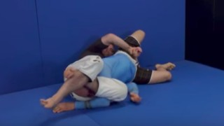 Counter to the Over-Under Guard Pass with Reverse Triangle -Travis Stevens