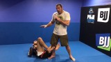 The Inescapable Toehold From De La Riva by Dean Lister