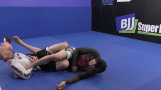 Toe Hold From Checkmate by Jay Wadsworth