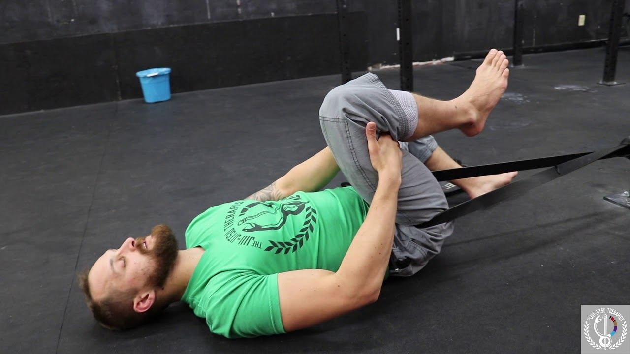 Treat hip pain and improve motion to decrease injury for BJJ