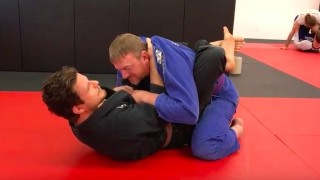 The Uncrossed Collar Choke