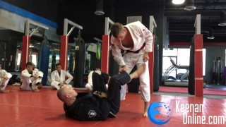 Use This Grip To Pass Anyones Guard- Keenan Cornelius