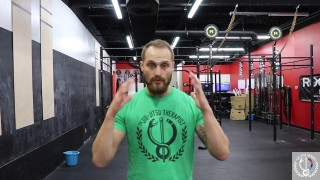 Warm Up For BJJ If You Are Late To Class and Short On Time