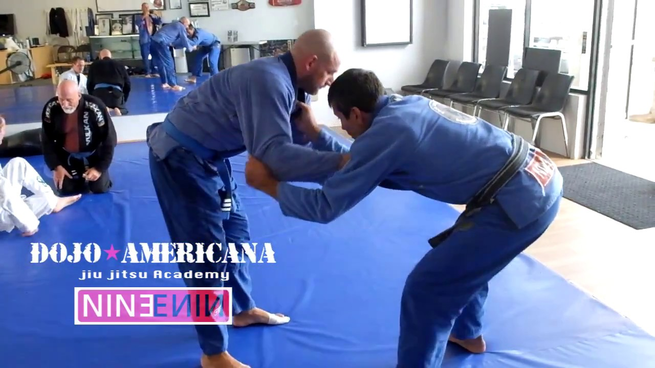 Young & Strong Blue Belt Grappling w/ 53 year-old Black belt Instructor