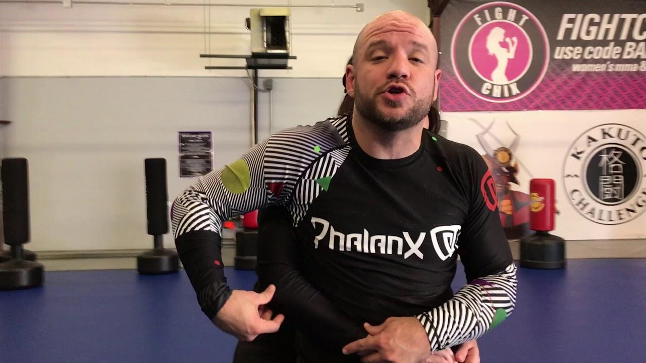 1 Minute Jiu Jitsu Hack – Controlling the Elbow in the Kimura