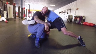 Behind The Dirt: Yuri Simoes' Headwheel Takedown