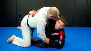 BJJ How to use the Butterfly Guard against an Aggressive Opponent