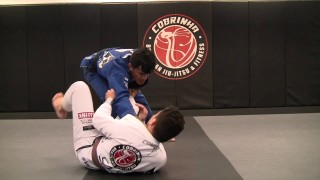 Collar Drag to Ankle Pick I Cobrinha BJJ