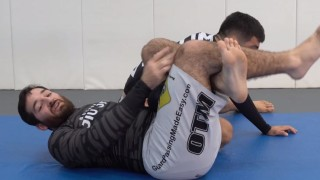 Omoplata Spreading – David Avellan